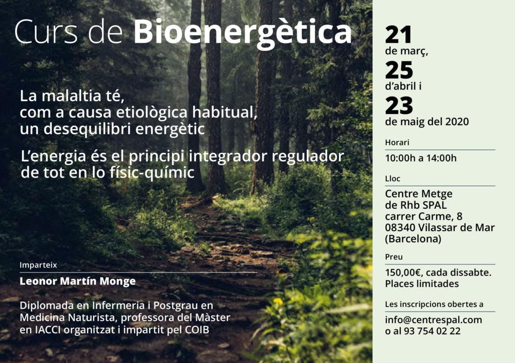 Curs de Bioenergètica