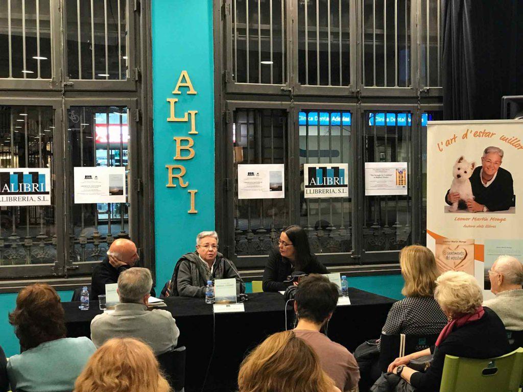 Presentación 'Obsérvate, Escúchate' en Barcelona
