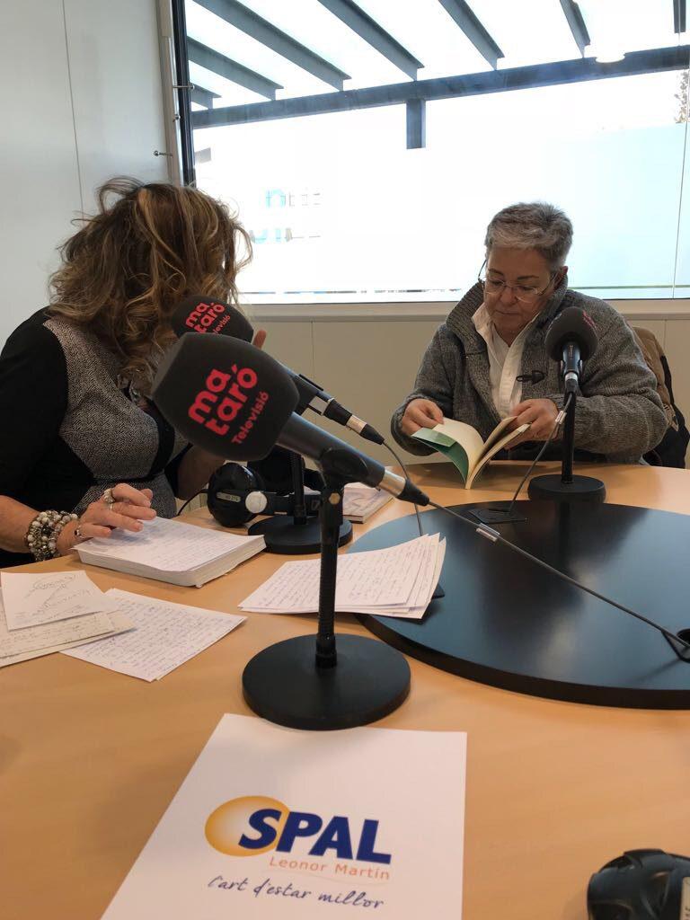 Entrevista a Ràdio Mataró