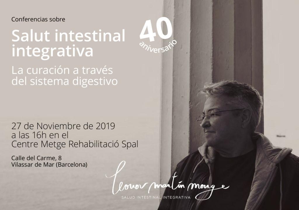 Conferencias sobre Salut intestinal integrativa